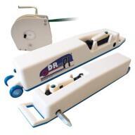 Enrouleur et dérouleur automatique de bâche à barres Droopi 2
