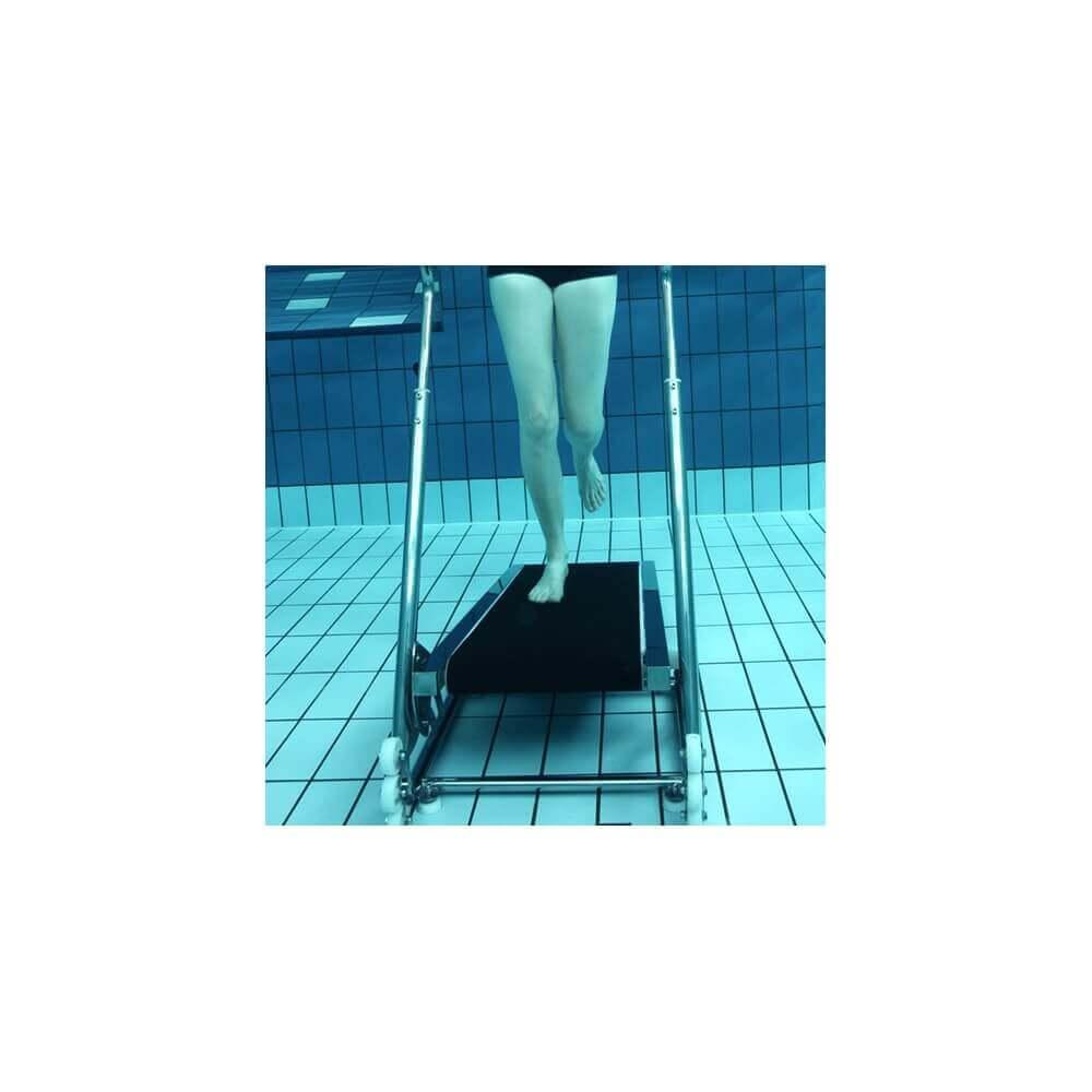 Tapis De Course Aquatique Aquajogg Pour Piscine MyPiscine - Faience cuisine et tapis de marche reeducation