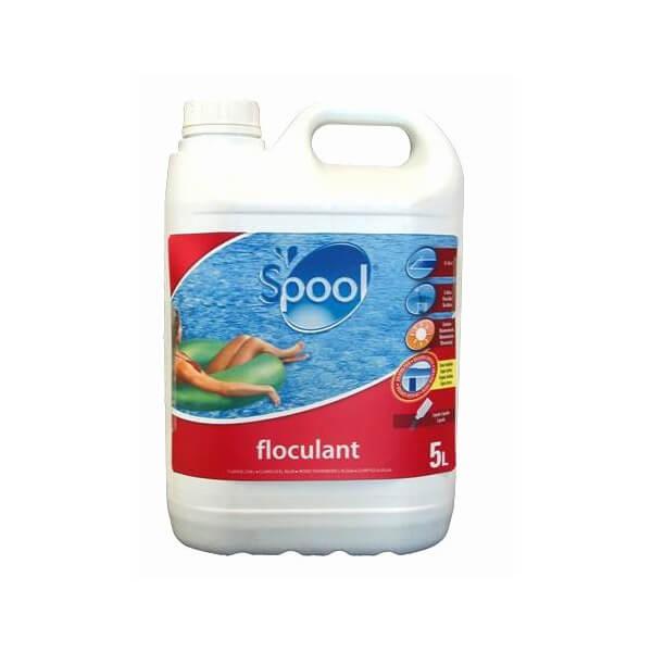 Floculant clarifiant bidon de 5 litres mypiscine for Clarifiant liquide piscine
