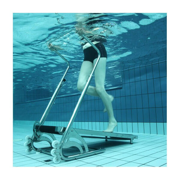 Tapis de course aquatique aquajogg pour piscine mypiscine for Tapis de piscine