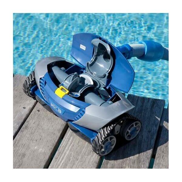robot piscine baracuda mx8 zodiac