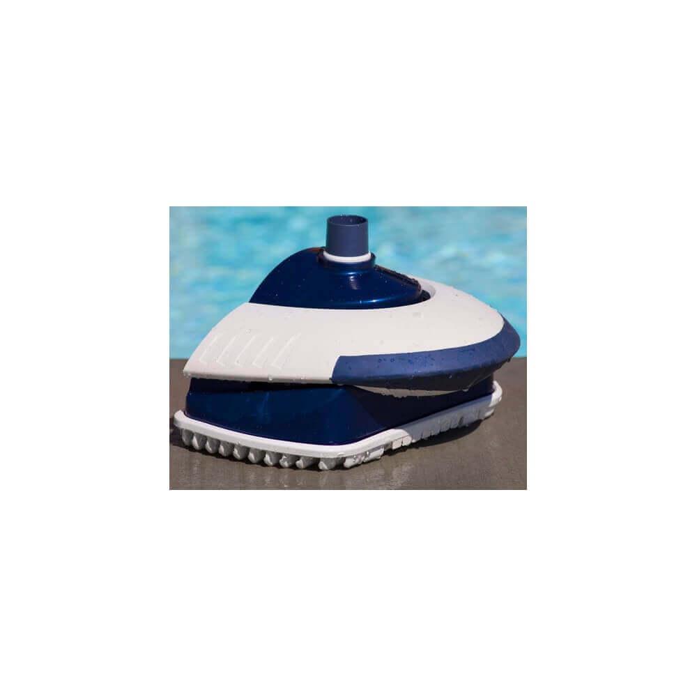 robot de piscine hydraulique pentair kreepy krauly sandshark