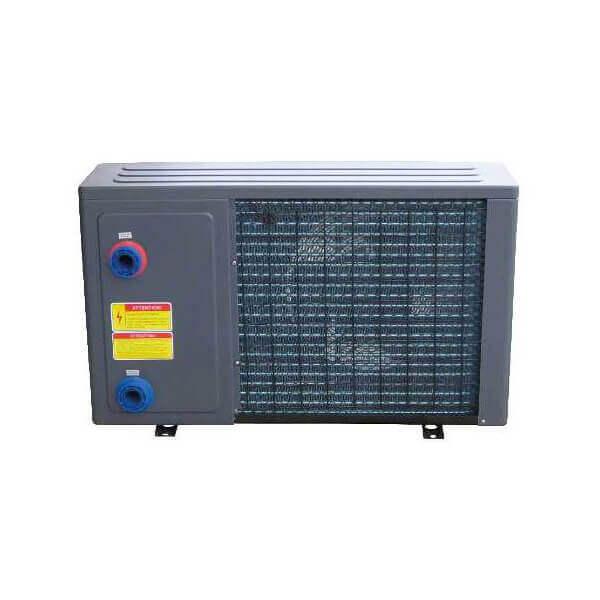 Pompe chaleur pure pac 9 kw pour piscine jusqu 39 60 m3 for Chauffage piscine 60 m3