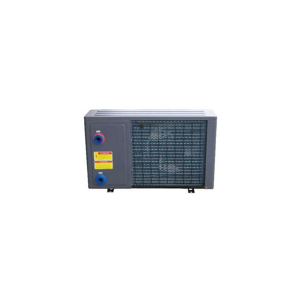 Pompe chaleur pure pac 9 kw pour piscine jusqu 39 60 m3 for Pompe chaleur piscine solaire