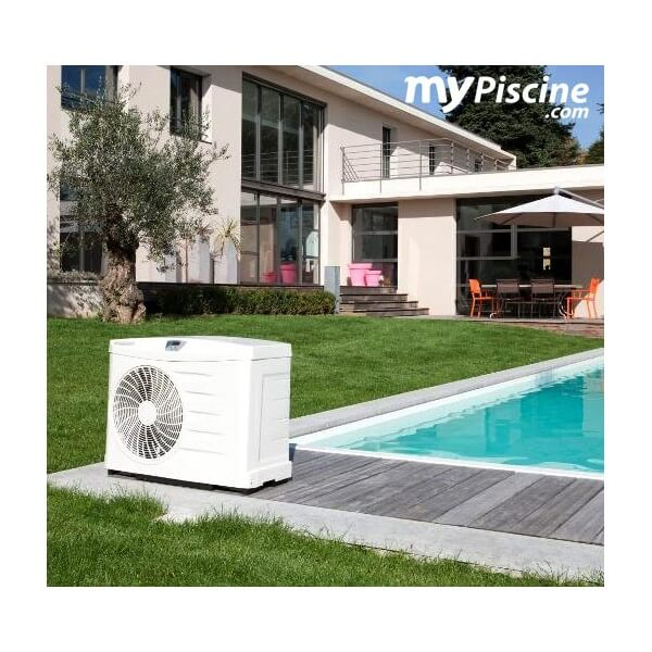 Pompe chaleur de piscine zodiac power 11 kw mypiscine for Acheter piscine zodiac