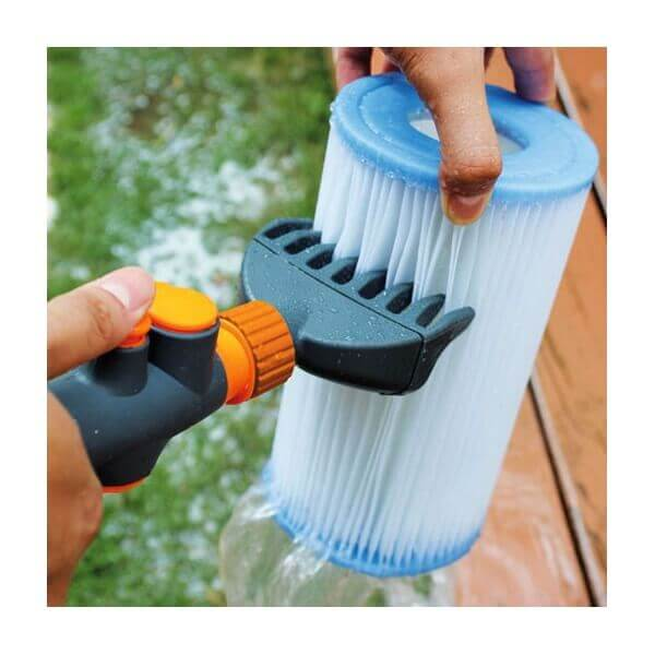 Nettoyeur de filtre cartouche pour piscine mypiscine for Nettoyeur de piscine