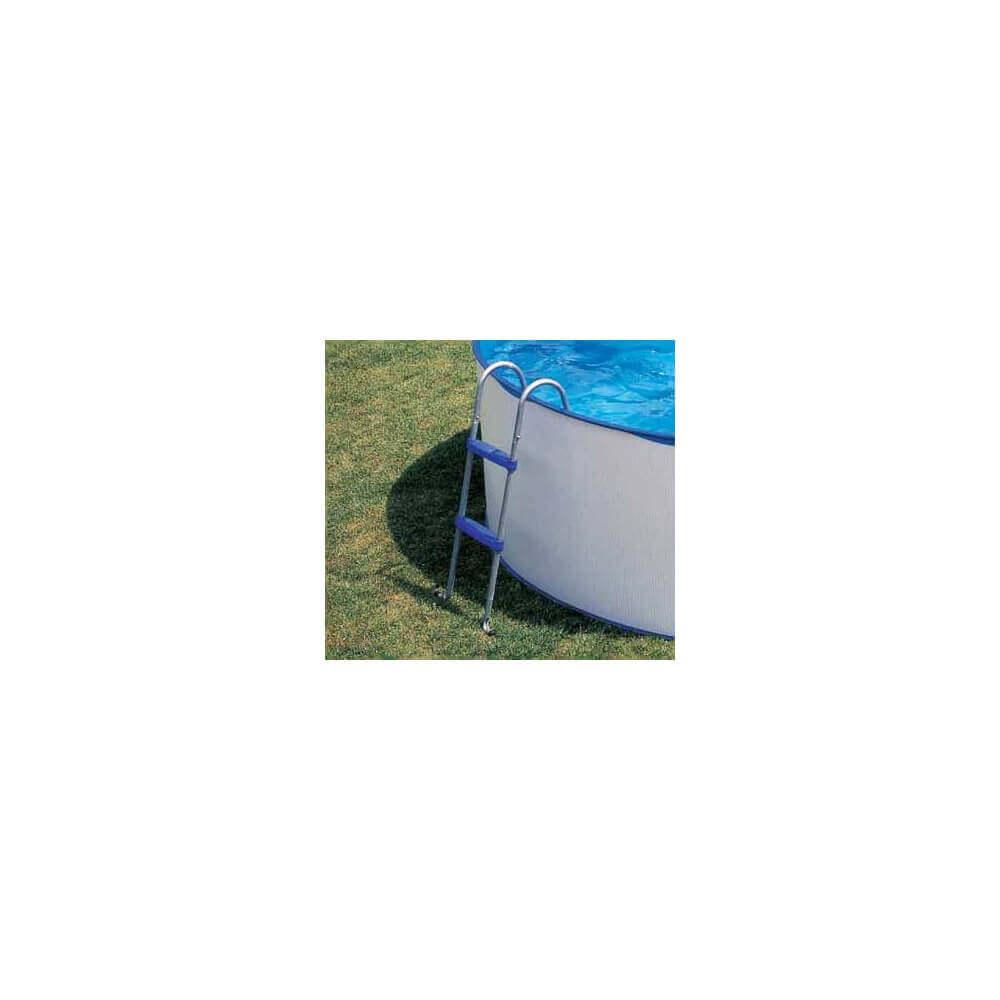 chelle 2 marches pour piscine hors sol mypiscine. Black Bedroom Furniture Sets. Home Design Ideas