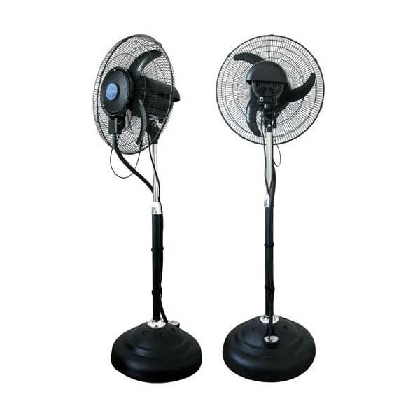 ventilateur brumisateur exterieur ventilateur brumisateur haute performance h cm with. Black Bedroom Furniture Sets. Home Design Ideas