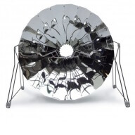 Barbecue solaire IDCOOK COOKUP INOX