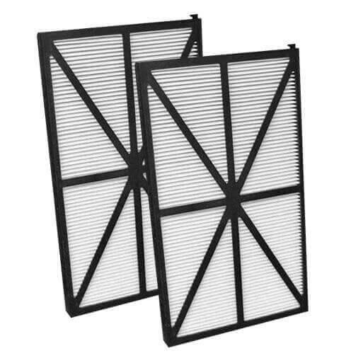 Panneaux filtrant x2 pour robots aquavac et tiger shark for Nettoyage filtre piscine