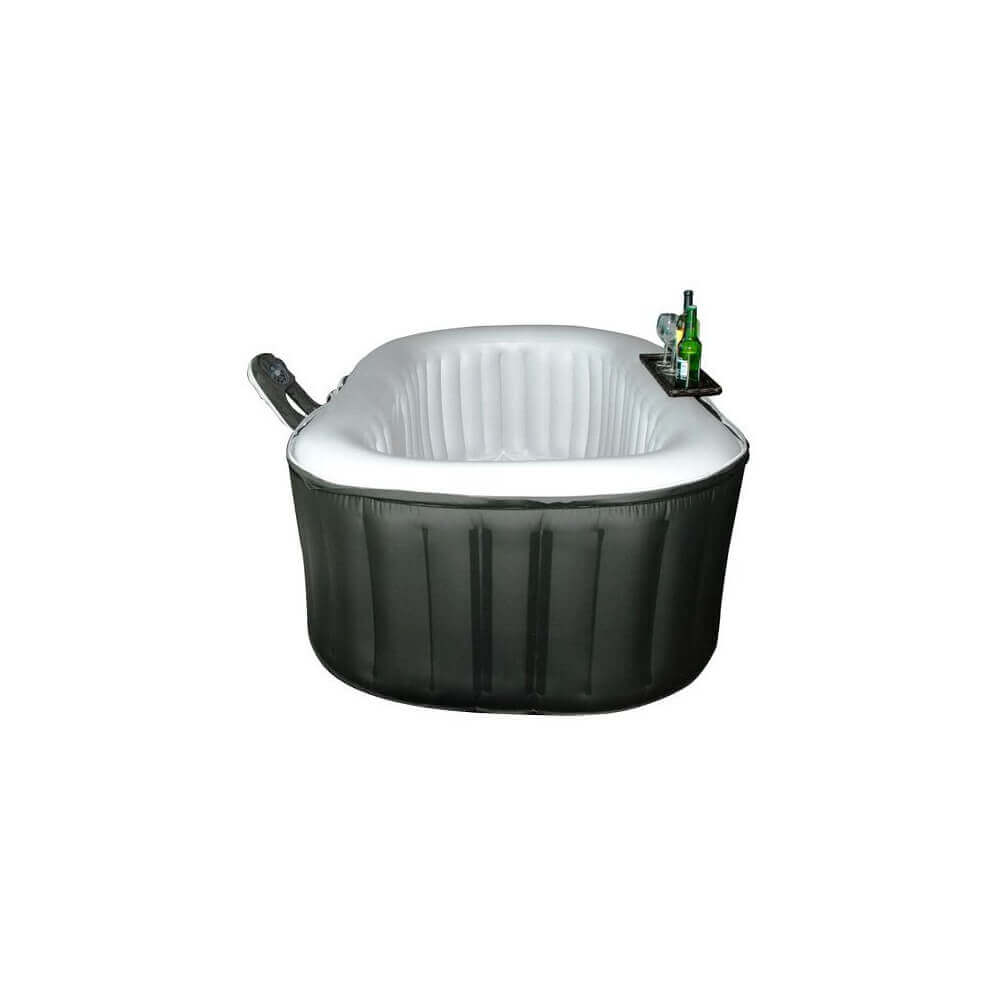 Spa gonflable 2 places beautiful spa exterieur gonflable - Jacuzzi gonflable pas cher ...