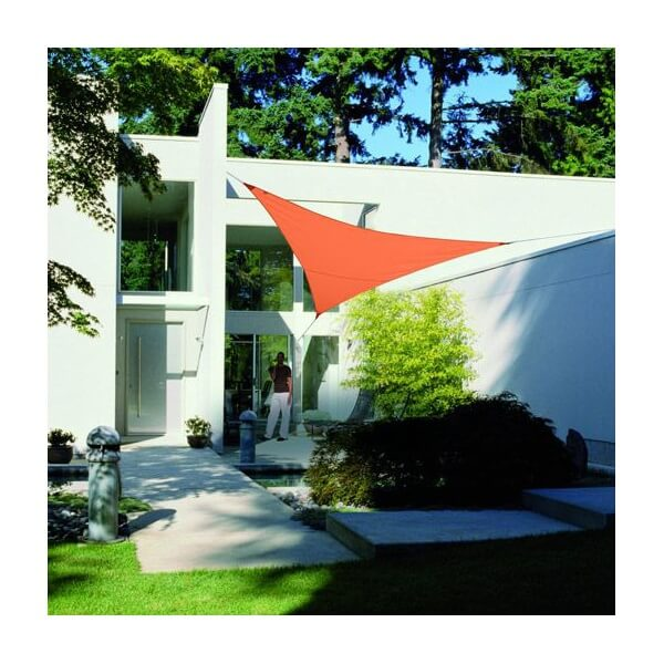 Voile ombrage impermeable voile d ombrage imperm able x for Voile d ombrage trapeze