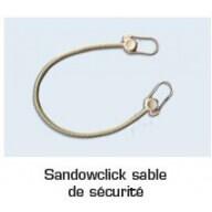 Sandowclick sable de sécurité