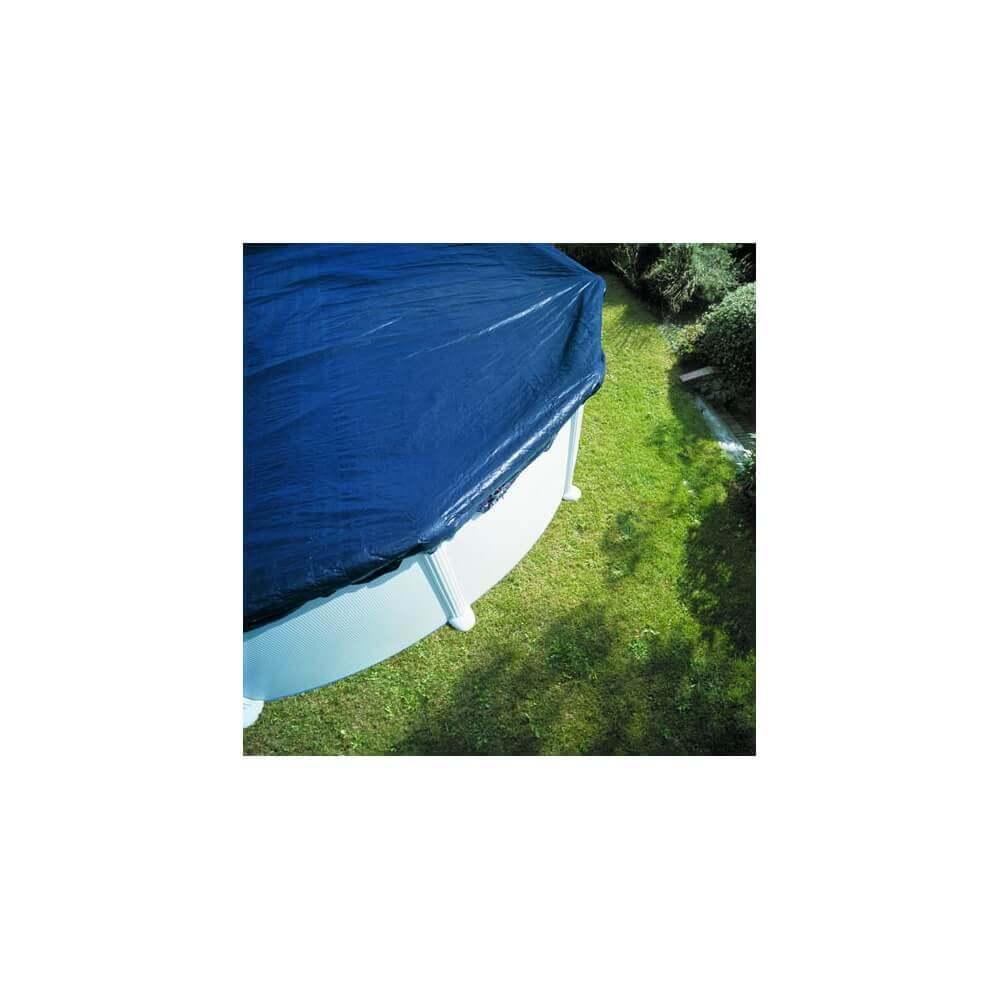 b che d 39 hivernage pour piscine hors sol ronde 400 cm gre. Black Bedroom Furniture Sets. Home Design Ideas