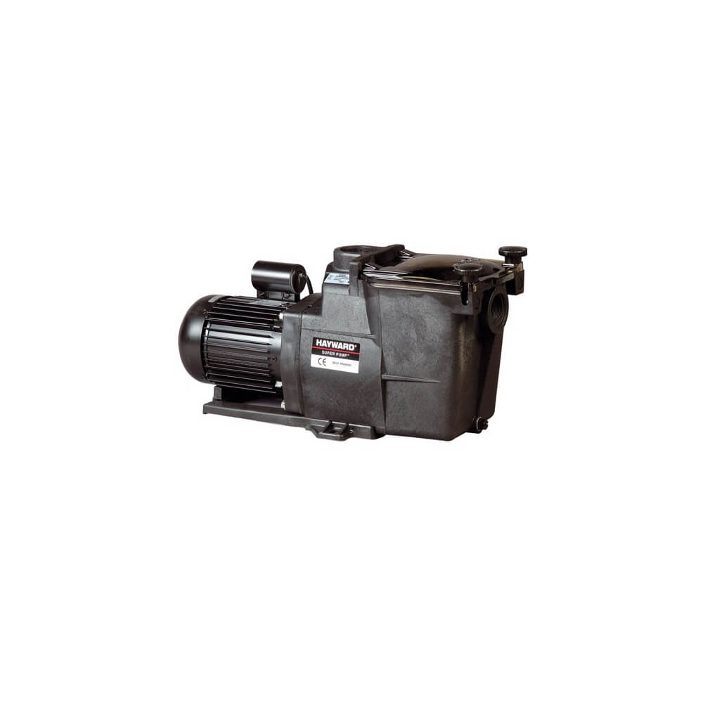 Pompe hayward super pump 0 75 cv mono sp1608xe111 for Pompe piscine stp 75 mono