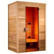Sauna infrarouge Infrawave 110RR - 1 à 2 places