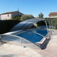 Abri Cintré Amovible pour piscine