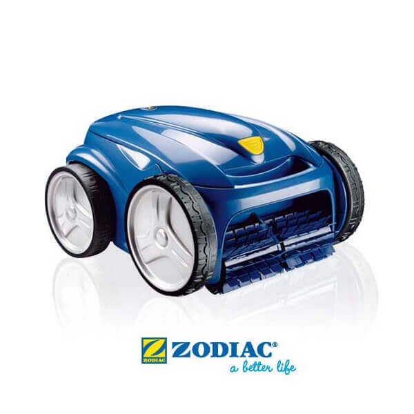 Robot de piscine lectrique fond et parois zodiac vortex 3 for Aspirateur piscine zodiac vortex 3 4wd
