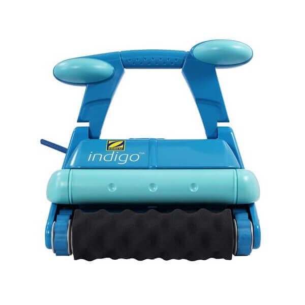 robot electrique piscine fond et paroi gallery of robot piscine hayward evac avec chariot with. Black Bedroom Furniture Sets. Home Design Ideas