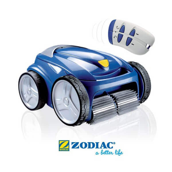 Robot de piscine zodiac vortex 4 for Piscine zodiac
