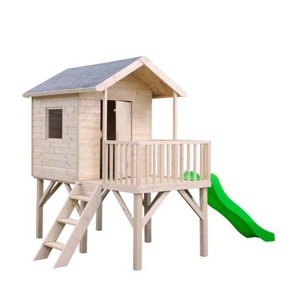 Maisonnette pour enfants pumba mypiscine for Cabane enfant interieur