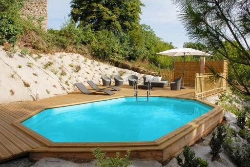 piscine ovale sunbay 637 x 412 x 133 m - Piscine Hors Sol France