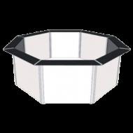 Kit piscine à enterrer