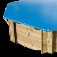 Couverture d'hivernage piscine hors sol