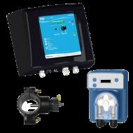 Pack électrolyseur piscine + régulateur pH