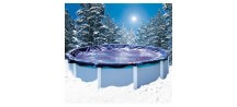 Hivernage piscine hors sol