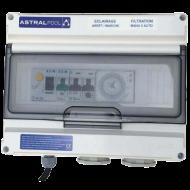 Coffre de filtration pour piscine hors sol