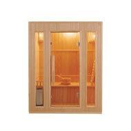 Sauna à vapeur