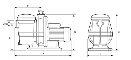 Dimensions Tifon