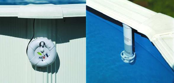 Alarme pour piscine hors sol mypiscine for Alarmes pour piscine