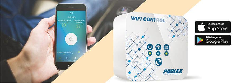 Module Poolex Wifi Control