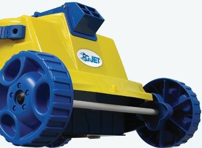 Robot de piscine G-Jet
