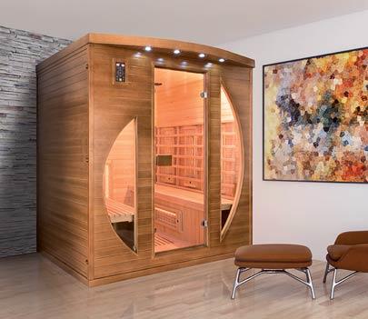 France Sauna Spectra
