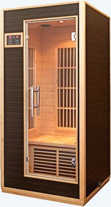 sauna radiant harvia infrarouge harvia 1 place pas cher