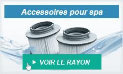 accessoires spas
